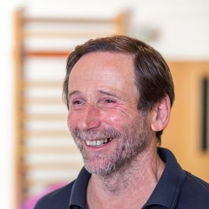 Chris Stephenson, Physiotherapist Courtyard Clinic