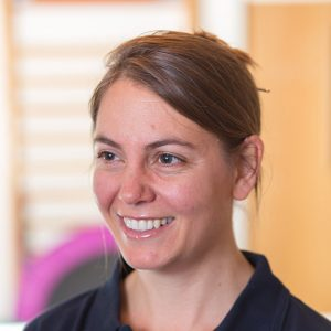 Nicola Travlos, Physiotherapist and Pilates Instructor Courtyard Clinics