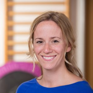Jo Roberts, Physiotherapist and Pilates Instructor Courtyard Clinic