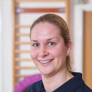 Laura Williams, Physiotherapist Courtyard Clinic