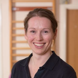 Clare Hornby, Physiotherapist and Pilates Instructor Courtyard Clinic