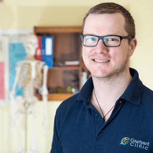 Ed Voss - Courtyard Clinic Malmesbury
