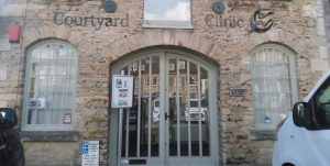 Courtyard Clinic in Malmesbury - our Clinic
